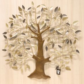 WALL DECO TREE OF LIFE 2 D85CM