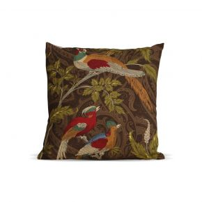 CUSHION COVER CLASSIC BIRDY MIXCOL 45X45 CM