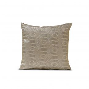 CUSHION COVER GAURIKA CREAM 43X43CM