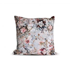 CUSHION COVER SMALL FLOWERY MIXCOL 45X45 CM
