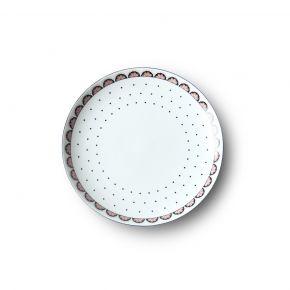 VIVERE x RUMA MANIS - DINNER PLATE BATIK BY GABY MEDIUM D22 CSG