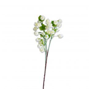 FLOWER HOP BRANCH LONG BF WHI