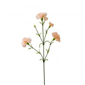 FLOWER CARNATION SPRAY PINK 72CM