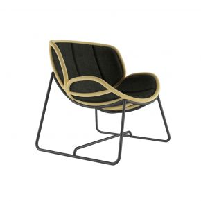 TORTUE LOUNGE CHAIR
