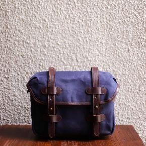 VIVERE x CRAVAR - HANDLER BAG NAVY