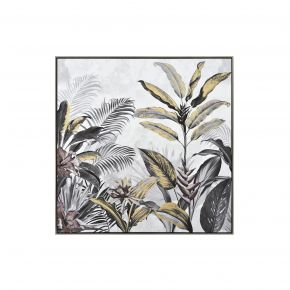 WALL DECO GREEN FOREST LEFT 100X100CM