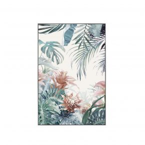 WALL DECO TROPICAL FOREST LEFT 80X120CM