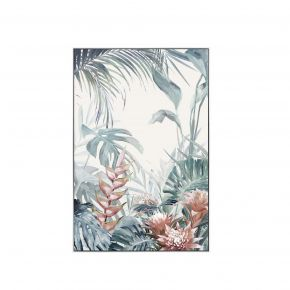 WALL DECO TROPICAL FOREST RIGHT 80X120CM